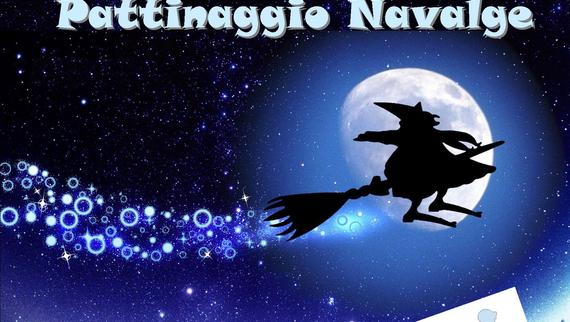 La Befana sui pattini!!!