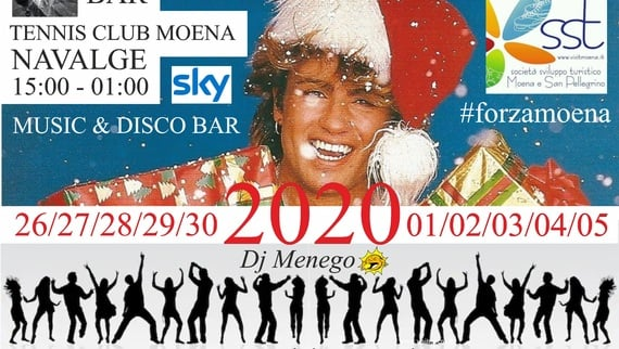 CHRISTMAS NAVALGE - MUSIC&DISCO BAR