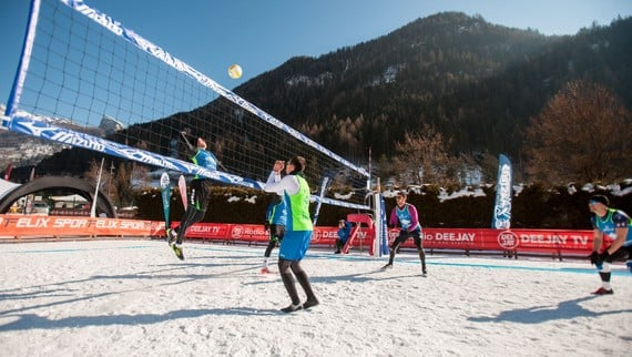 Snow Volley Marathon - X Master Tour